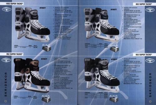 Jofa ccm hockeyutrustning 2003 Blad05