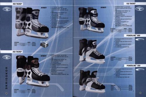 Jofa ccm hockeyutrustning 2003 Blad06