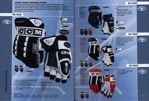 Jofa ccm hockeyutrustning 2003 Blad15