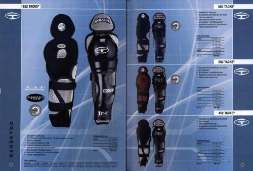 Jofa ccm hockeyutrustning 2003 Blad18