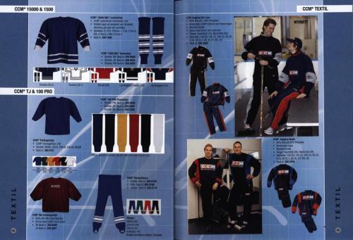 Jofa ccm hockeyutrustning 2003 Blad23