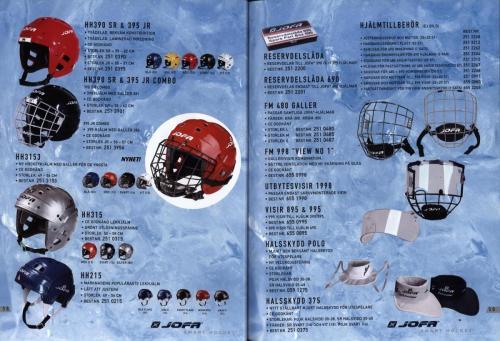 Jofa ccm hockeyutrustning 2003 Blad30