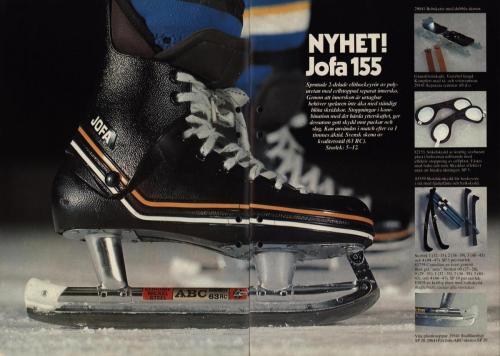 Jofa hockeyfantomer 07