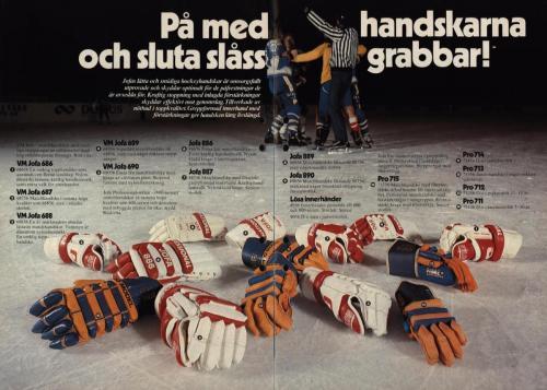 Jofa hockeyfantomer 08