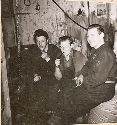 Jofa mekaniska 1956 (Inge wahlberg, stig karlsson, klas larsson)