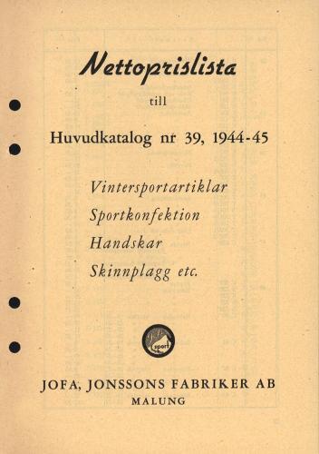 Jofa prislista katalog 39 blad01
