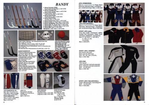 Jofa produktkatalog 94-95 Blad11
