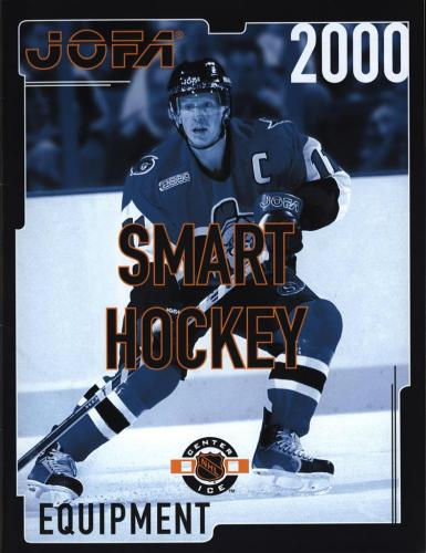 Jofa smart hockey equipment 2000 Blad01