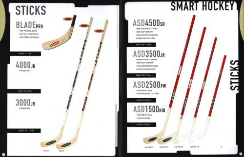Jofa smart hockey equipment 2000 Blad04
