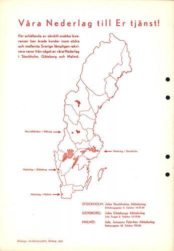 Jofa vår sommar 1950 blad 20