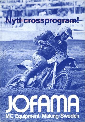 Jofama Nytt crossprogram 01