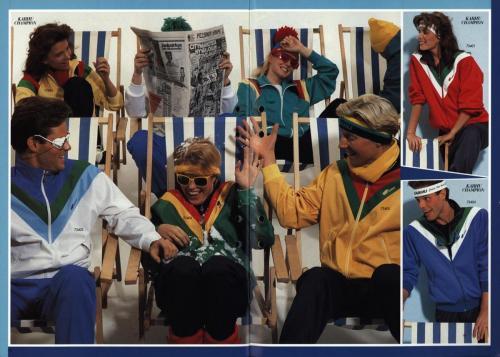Karhu join the team 1987-88 Blad09