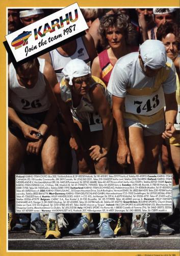 Karhu join the team 1987 Blad03