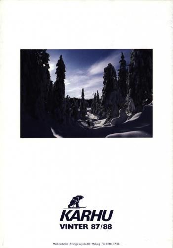 Karhu vintern 87-88 Blad01