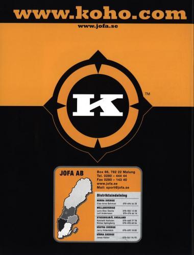 Koho hockeyutrustning 2001 Blad27
