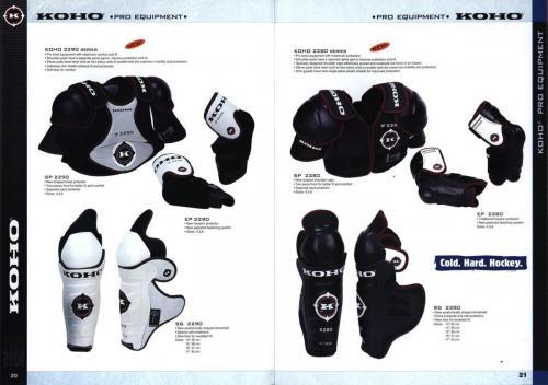 Koho jofa titan heaton canadien Hockey 1999 Blad11