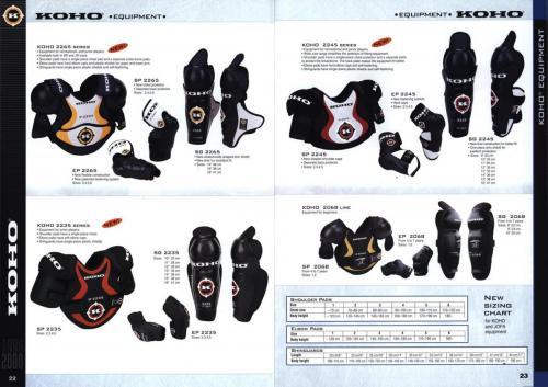 Koho jofa titan heaton canadien Hockey 1999 Blad12