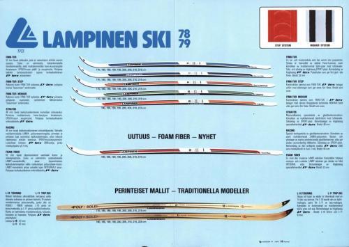 Lampinen Ski 1978-79 Blad 02