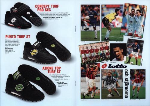 Lotto fotbollsskor 1997 Blad05