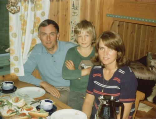 Mamma pappa & jag Älgsjöselen