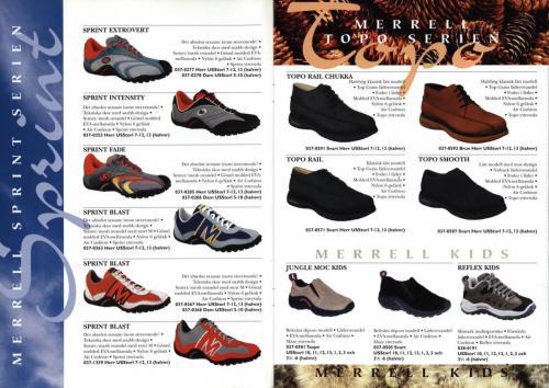 Merrell performance footwear host 2001 Blad02
