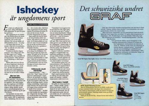 Powerplay Jofa hockeymagasin Nr1 1993 Blad09