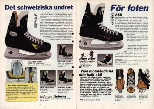 Powerplay Jofa hockeymagasin Nr2 1995 Blad11