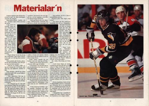 Powerplay Jofa hockeymagasin Nr2 1995 Blad12