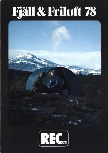 REC Fjall och Friluft 1978 Blad01