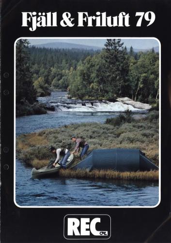 REC Fjall och Friluft 1979 Blad01