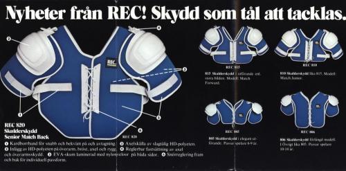 REC Hockeyskydd 1978-79 Blad 02