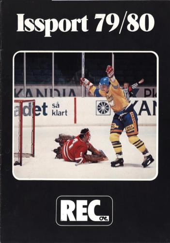 REC Issport 1979-80 Blad01