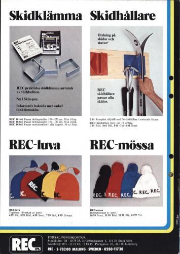 REC Skidsport 05