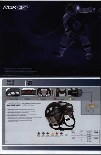 Rbk jofa Hockeyutrustning 2005 Blad09