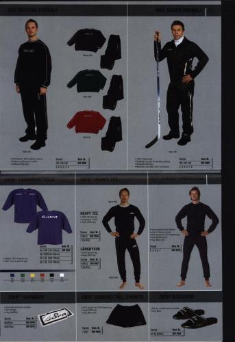 Rbk jofa Hockeyutrustning 2005 Blad24