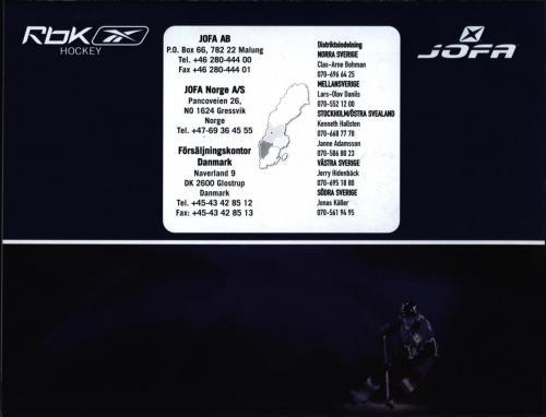 Rbk jofa Hockeyutrustning 2005 Blad27