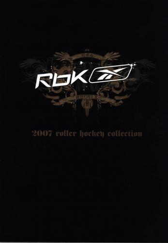 Rbk roller hockey collection 2007 Blad01