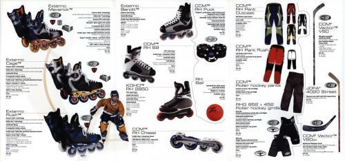 Roller hockey catalogue 2003 Blad02