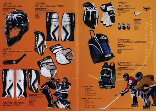 Roller hockey catalogue 2004 Blad03