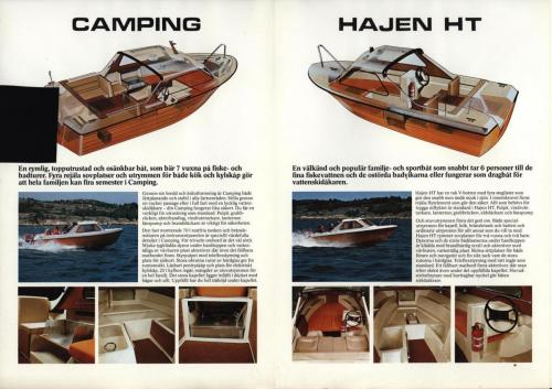 Ryds Camping, hajen HT, Tumlaren 02
