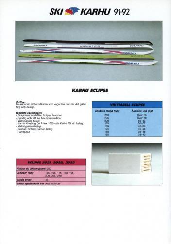 Ski Karhu 91-92 Blad08