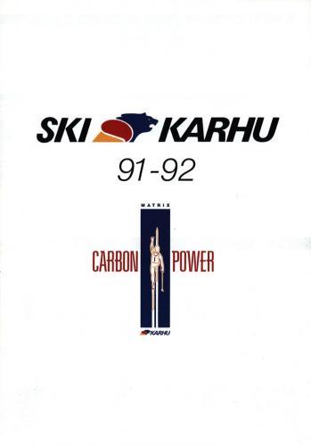 Ski Karhu 91-92 Blad09