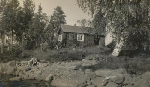Skol Nils album 1927 Stämsnässtugan