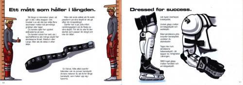 Smart hockey info om skydd och teknik JOFA 06