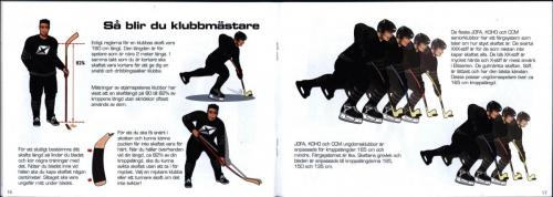 Smart hockey utbildningsmaterial JOFA 09