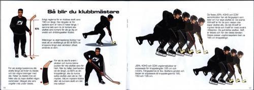 Smart hockey utbildningsmaterial JOFA 09