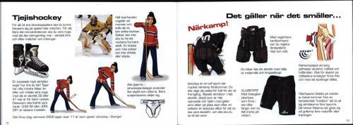 Smart hockey utbildningsmaterial JOFA 10