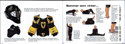 Smart hockey utbildningsmaterial JOFA 14