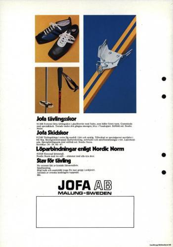 Svenska A-laget i skidlopning 03