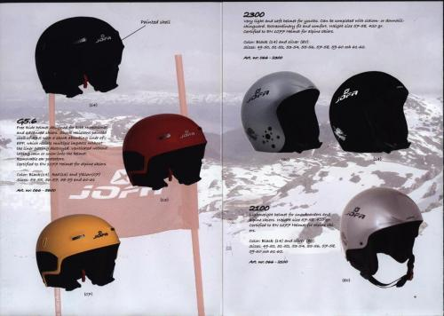 The G5 generation snowboard alpine programme 2006-07 Blad02